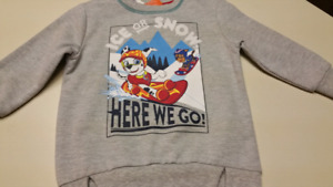 5T...Boys Paw Patrol ...BRAND NEW WITH TAGS