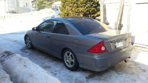 2005 Honda Civic dx Berline