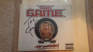Signed the GAME Documentary CD + special edition cover and COA