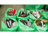 **GRADE A** Second Hand Mixed Shoes Wholsale in big quantity MIXED UK QUALITY