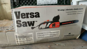 "Remington RM1645 Versa Saw 16"" Electric Chainsaw 12 amp"