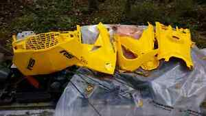 Skidoo rs parts, XS, XP