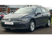 2020 Volkswagen Golf 1.0 eTSI MHEV Life DSG (s/s) 5dr Auto Estate Petrol Automat