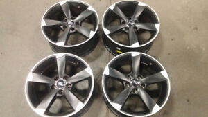 "Mags Audi 17"" 5x112"