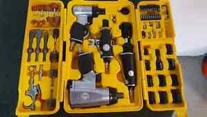 75 Piece MasterGrip Air Tool Set