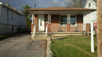 Lower unit of duplex for rent in North Oshawa