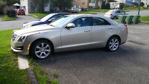 460.$/M, 1132 km ( DCD), 2015 Cadillac ATS Coupe 2,0 L Berline,