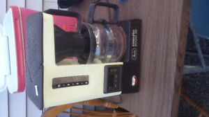 Coffeemakers and Slow cookers