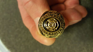 Professional Firefighters Ring