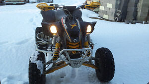 race quad in new condition Regina Regina Area image 1