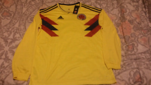 Colombia National Soccer Jersey