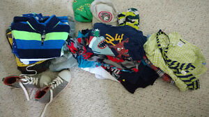 Back to school boy clothes size 5-6