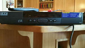 Bell 3500 satellite receiver with original remote