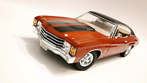 1/18 Diecast 1972 Chevy chevelle SS