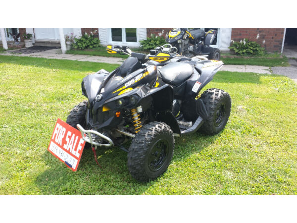Used 2008 Can-Am Renegade 800 R