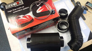 Carbon Fibre Race cold air intake system - BRAND NEW in box