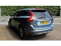 2016 Volvo XC60 D4 (190) AWD SE Lux Nav with W Manual Diesel 4x4