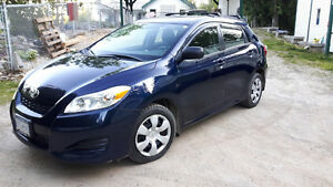 2011 Toyota Matrix Hatchback with Warranty!