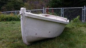 8' Wooden Pond Boat St. John's Newfoundland image 4