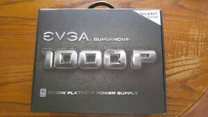 EVGA Supernova 1000w PS Power Supply