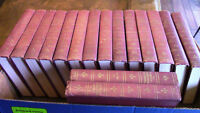 Set of American International Encyclopedia, 16 Vol., 1950-51