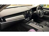 2017 Volvo S90 D4 Momentum Auto w. Winter Pac Automatic Diesel Saloon