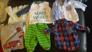Carter's baby boy clothes 3-6 months London Ontario image 9