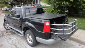 Extension tail-gate pour Ford Explorer Sport Trac 2005