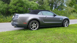 FORD MUSTANG GT 5.0 2011 CONVERTIBLE MANUEL