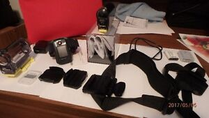 Sony HDR - AS30 Action Camera Kit