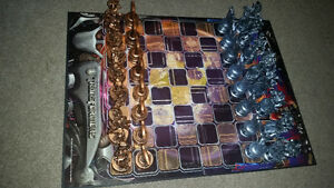 Amazing Transformers chess set in excellent condition with box.. London Ontario image 2