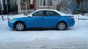 2008 Toyota Camry Convertible