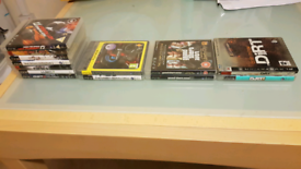 PS3 games, postage or collection