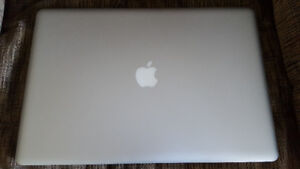 "Macbook Pro 17"" Screen"