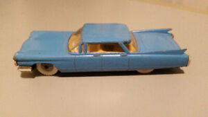 Vintage 1/50 Lone Star Roadmasters Cadillac 62 Sedan Die Cast