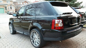 2009 Land Rover Range Rover Sport HSE SUV, Crossover with Extras