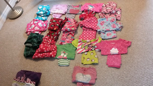 Clothes for 3 yr old girl.