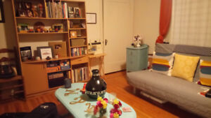 Sublet: 1 bedroom (entire) apartment in Vancouver (Sept-Oct)