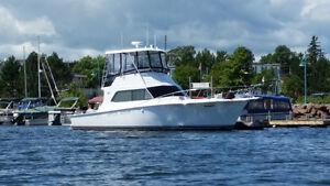 40 Ft. Boat For Sale