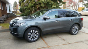 2016 Acura MDX - Navigation Package