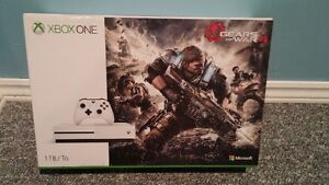 XBOX ONE S -- 1TB, BRAND NEW IN BOX!!