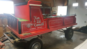 Show Harness and Show Wagon forsale