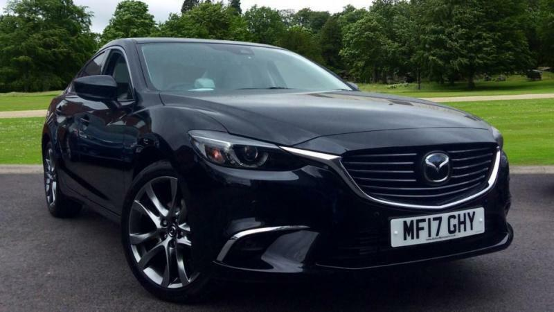 2017 mazda 6 175 sport nav automatic diesel saloon in bolton manchester gumtree. Black Bedroom Furniture Sets. Home Design Ideas