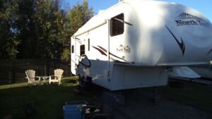 2009 Heartland North Trail 5th Wheel 26RK located Red Deer area
