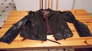 Big Chill Vintage Leather Jacket
