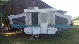 Tent Trailer For Sale