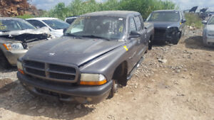 2001 DAKOTA. JUST IN FOR PARTS AT PIC N SAVE! WELLAND