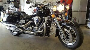 2007 Yamaha Midnight Star 1700.