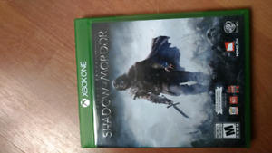 Shadow of mordor for Xbox one