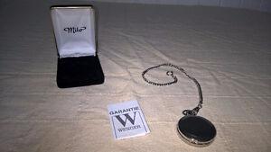 """Wegner Milo """"Quartz"""" Pocket Watch Peterborough Peterborough Area image 2"""